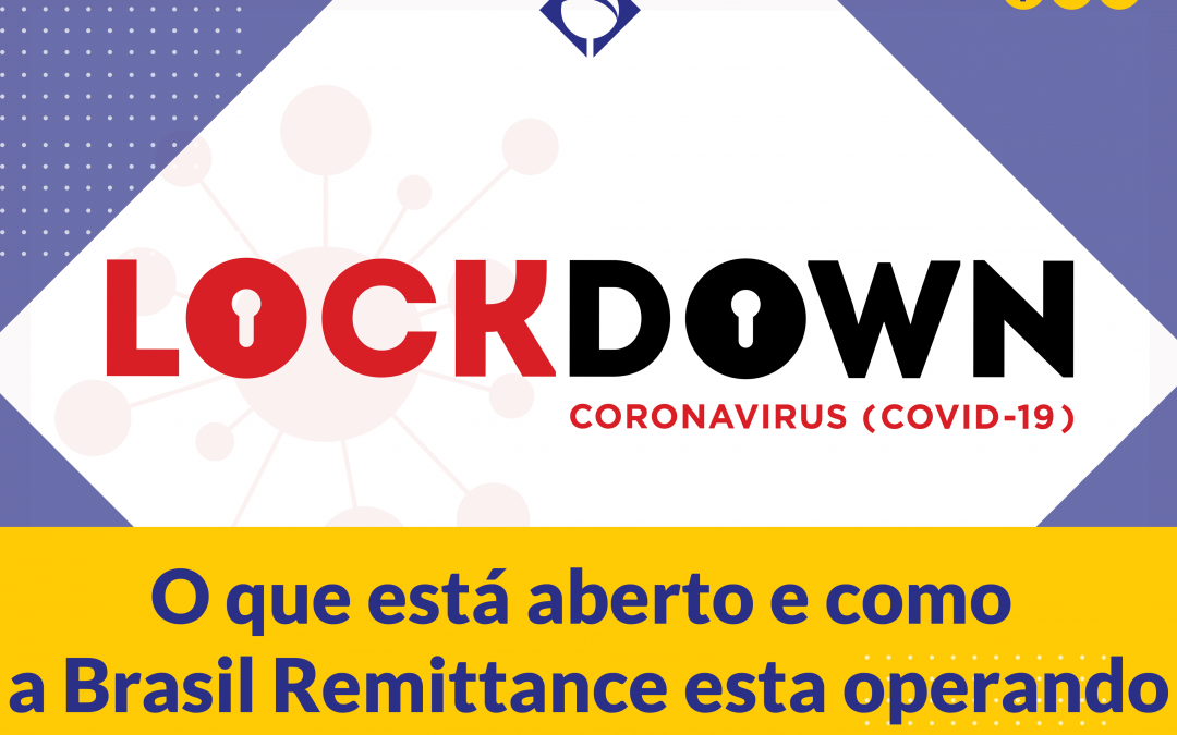 Lockdown: O que esta aberto?